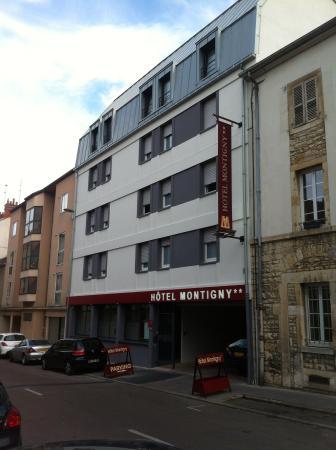 Hotel Montigny : Вид отеля