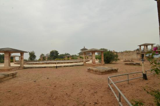 Poet Kalidas Memorial : view