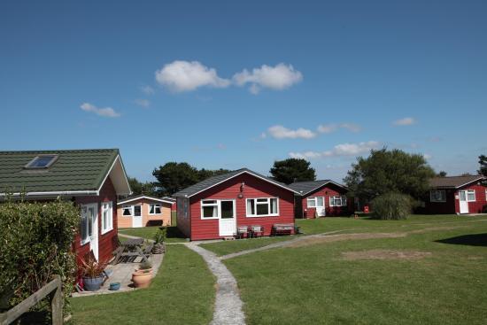 Atlantic Bays Holiday Park: Chalet