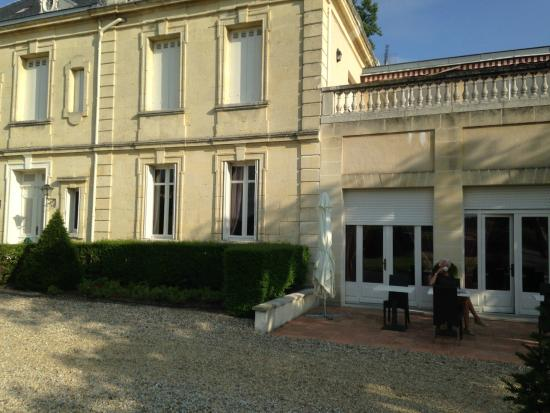 Avensan, Francia: Chateau Meyre