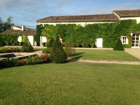 Avensan, Fransa: Chateau Meyre