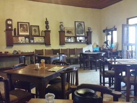 New Acropol Hotel: Restaurant