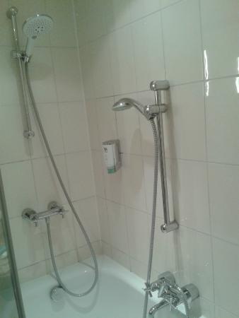 NH Potsdam: Double showers