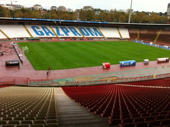 Roter Stern Belgrad Stadion