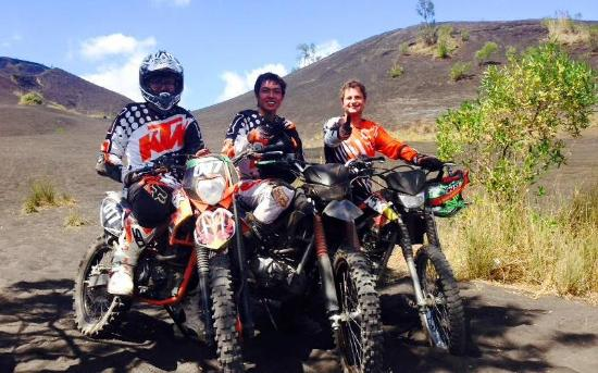 Bali Dirt Bike Tour