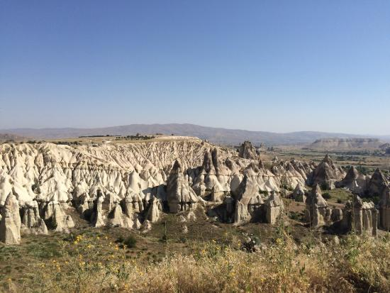 Goreme National Park - Picture of Goreme National Park ...