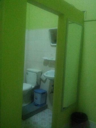 Pra-Tna Guesthouse : Ванная
