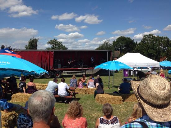 The Finningham White Horse: FinnFest and the week laters Druid Con '15