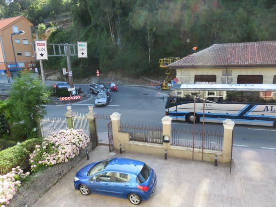 El jardin de Eugenia: From bedroom window
