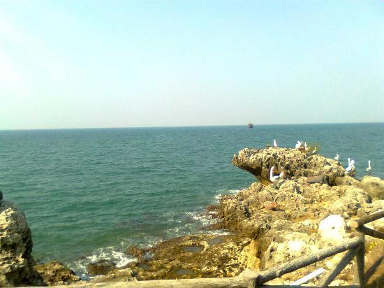 Lamongan, Indonésie : laut lepas WBL