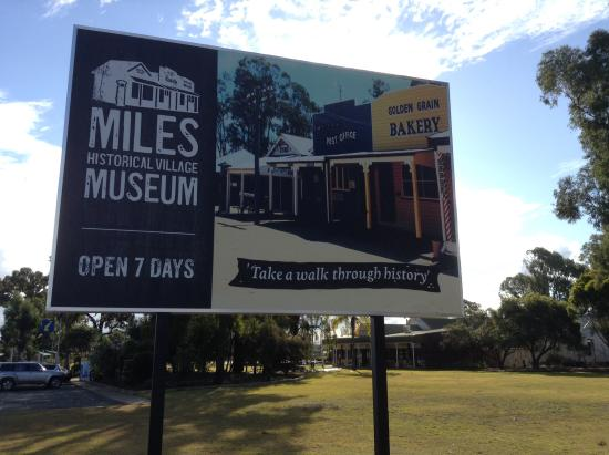 Miles Historical Village and Museum: Miles Historical Museum
