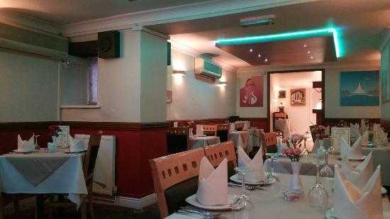 Cafe Le Raj Restaurant Chipping Norton