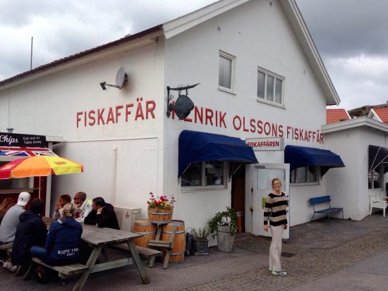 Fiskaffaren Hunnebostrand