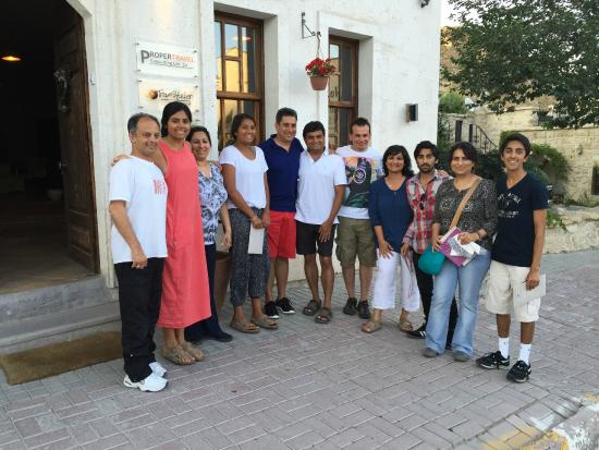 Travel Atelier Private Tours: Big family visit all cheerful people nice & kind and happy