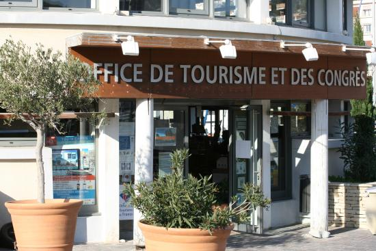 Tourist Office Cassis