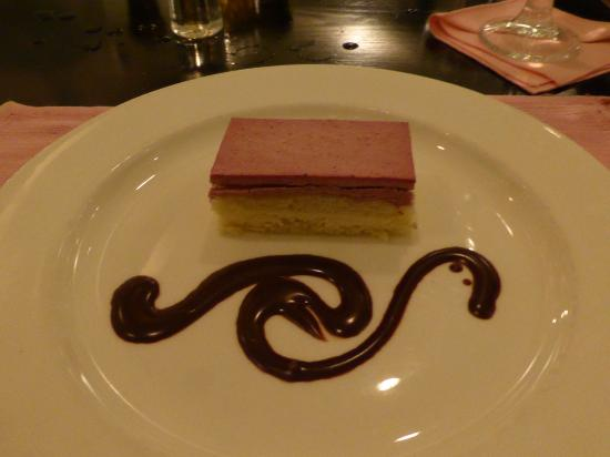 Angus House: Dessert