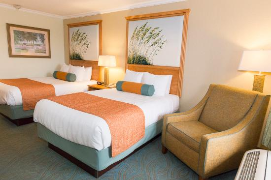 Best Western Plus Siesta Key Gateway: Guest Room with 2 Double Beds