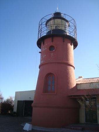 Punta Delgada Lighthouse: Acceso al Faro