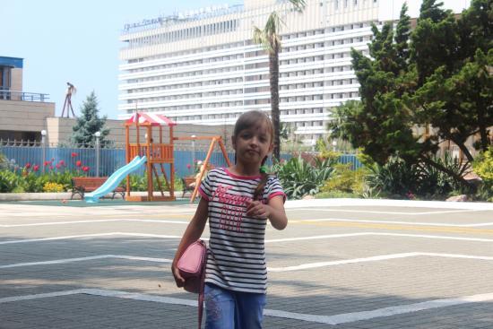 Светлана Санаторий: Детская площадка