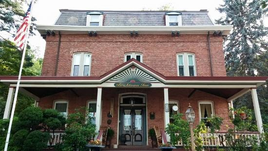Bricktown Inn : Welcoming entrance