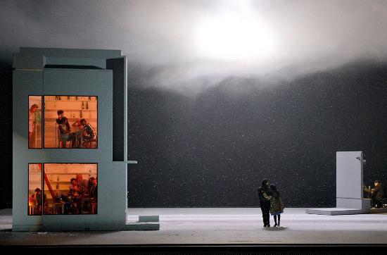 Dutch National Opera & Ballet : La bohème - Dutch National Opera