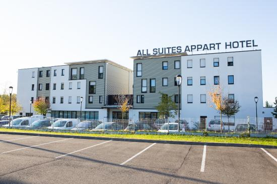 All Suites Appart Pau
