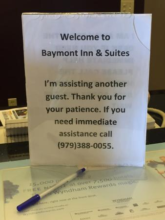 Baymont Inn & Suites Clute: photo3.jpg