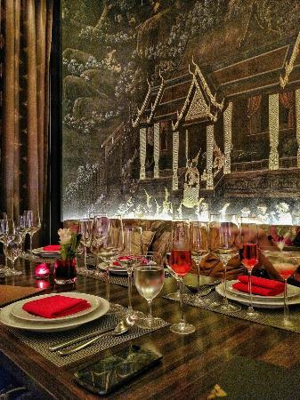 Osha Thai Restaurant Bar Fancy