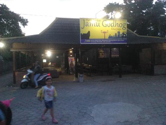 Cafe Herbal Jamu Godhog