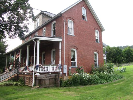 Bed And Breakfast In Ohiopyle Pa