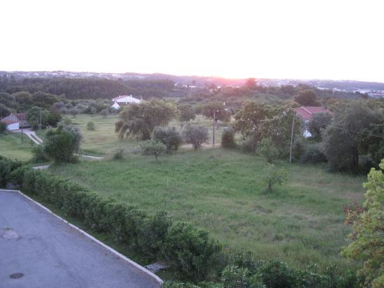 Residencia Santa Marta: Sunset