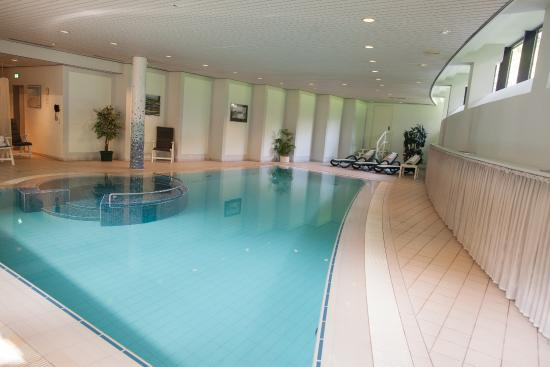 schwimmbad photo de parkhotel schloss hohenfeld m nster tripadvisor. Black Bedroom Furniture Sets. Home Design Ideas