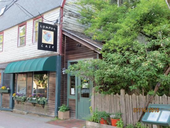 Lompoc Cafe: Exterior