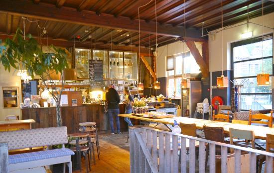 The restaurant foto van de bakkerswinkel amsterdam west for Turkse restaurant amsterdam west