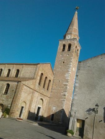 Grado, Italy: San'Eufemia, facciata