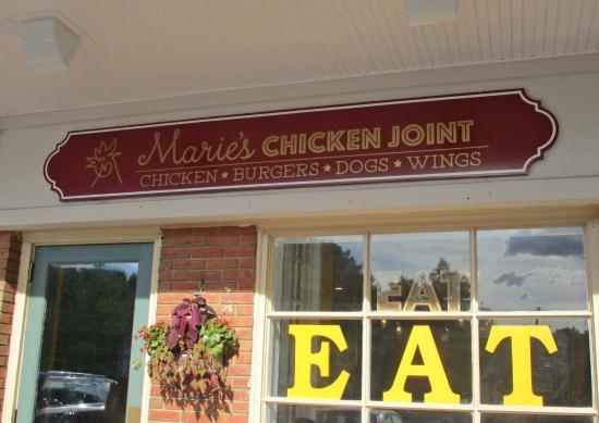 Chatham, Nueva Jersey: Marie's Chicken Joint