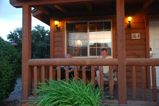 Our Cabin Picture Of Desert Rose Inn Cabins Bluff