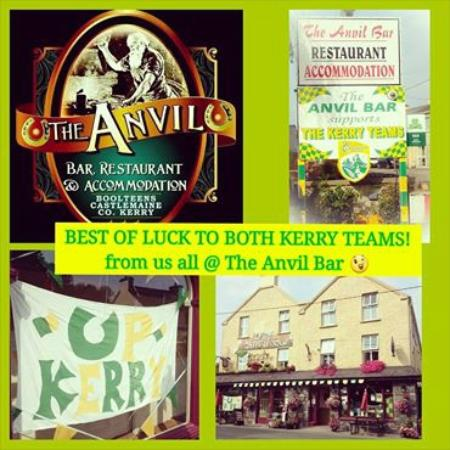 The Anvil Bar: Up Kerry