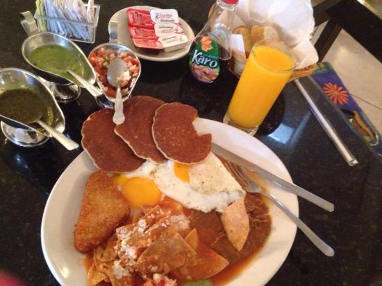 Girasoles Restaurante: Yummy!