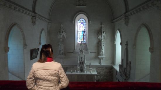 Reignac-sur-Indre, Fransa: capela