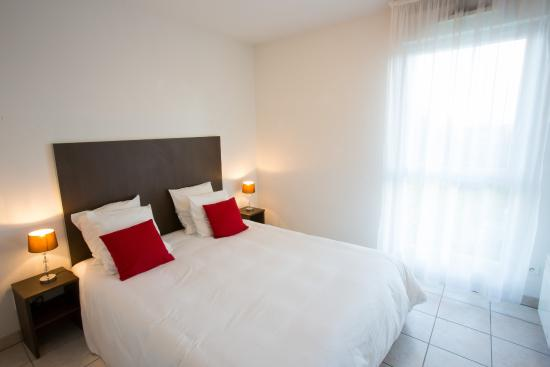All suites appart hotel bordeaux merignac frankrig for Appart hotel suite