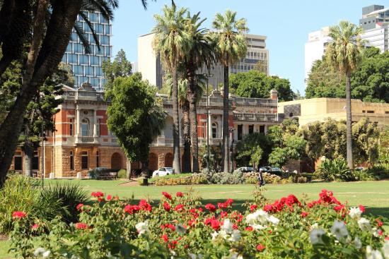 Picture of supreme court gardens perth tripadvisor for 150 adelaide terrace perth