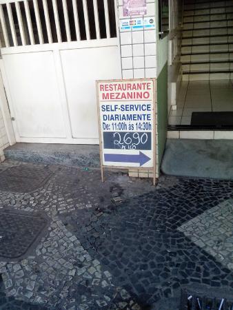 Restaurante Mezanino