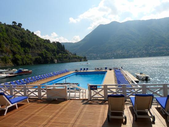 Floating Pool Picture Of Villa D 39 Este Cernobbio Tripadvisor