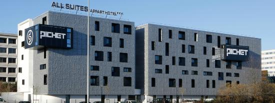 All suites appart hotel orly rungis frankrike omd men for Appart hotel rungis