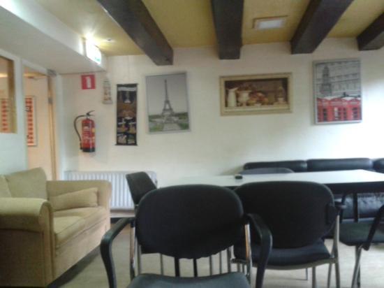 International Budget Hostel: Room