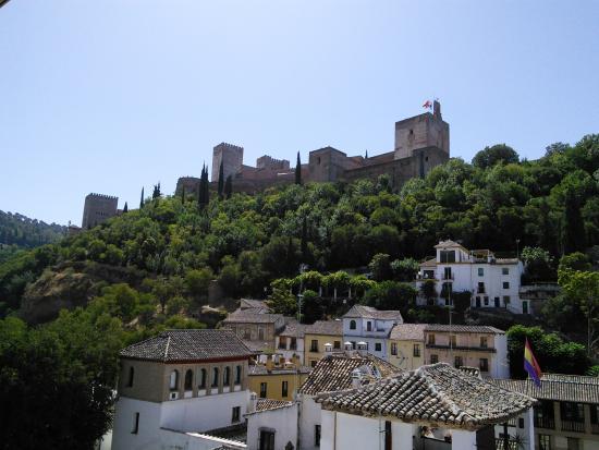 Palacio de los Olvidados: Vista desde la torre.