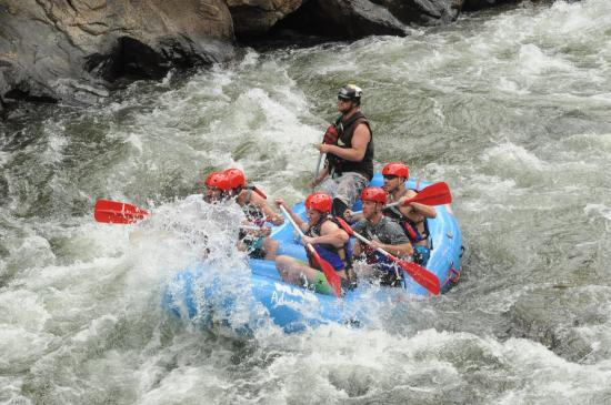 Mad Adventures: Great trip and run down class 3 and 4 Rapids