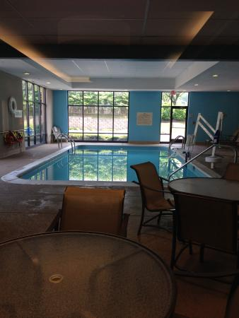 Hampton Inn Columbia: Great pool