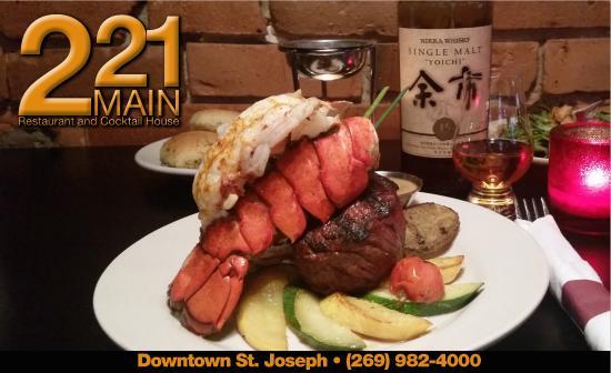 221 Main - Restaurant & Cocktail House